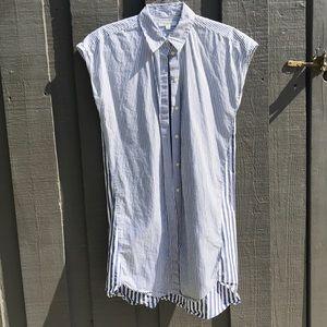 Madewell shirt dress XS
